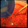#Homemade #PastaAllaMariona #Zucchini #CucinaDelloZio - lemon juice