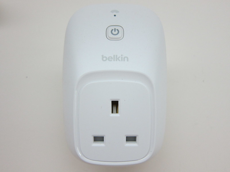 WeMo Switch + Motion - Switch Front