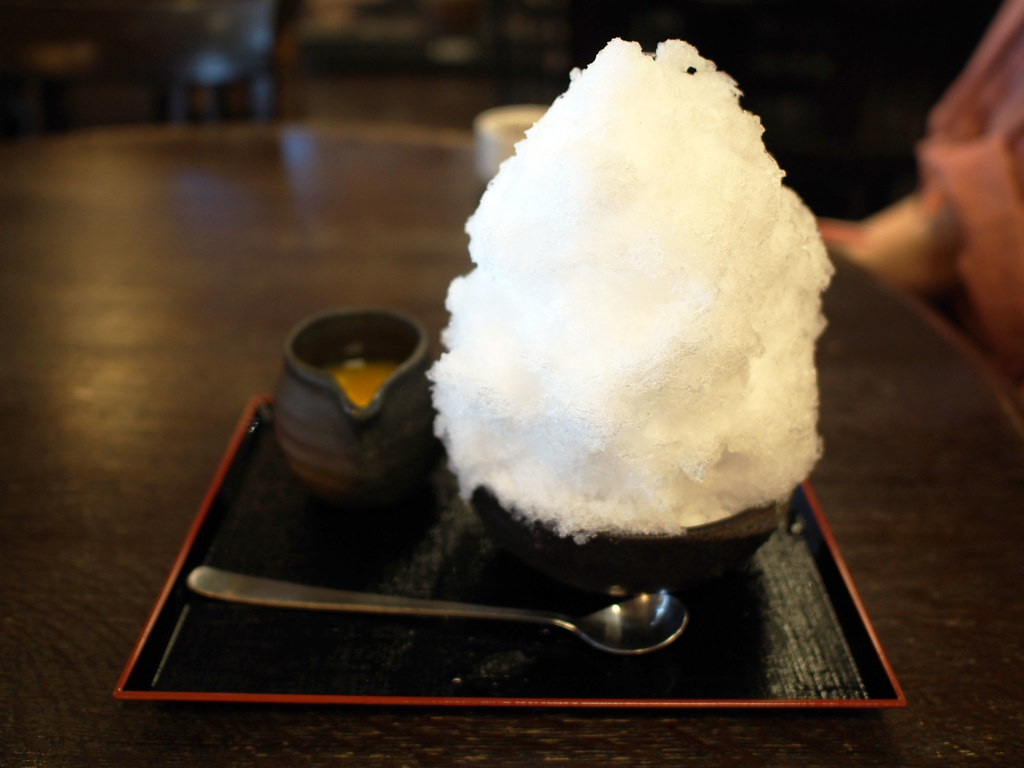 Japanese Ice Shaved - Mango