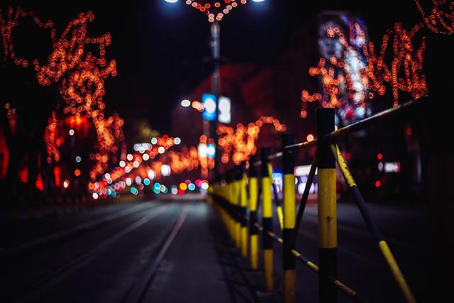 Wandering the city of Belgrade, Serbia