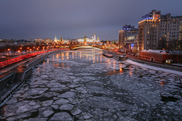Moscow cityscape