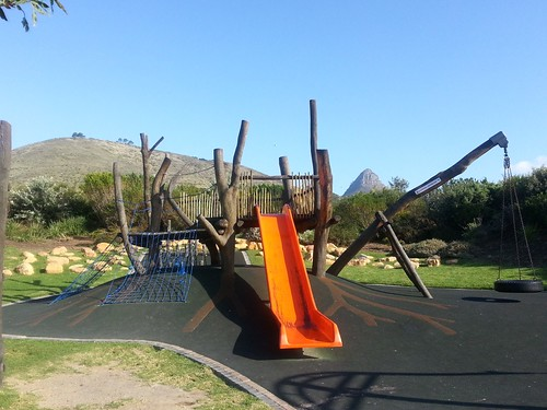 Cool playground in Cape Town
