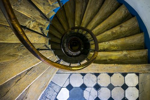 Stairway, Passage Vivienne, ter
