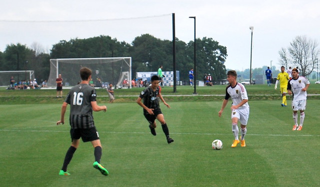 2015 U.S. Soccer Development Academy U-17/18 Playoffs Group Stage