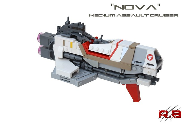 """Nova"" Medium Assault Cruiser"