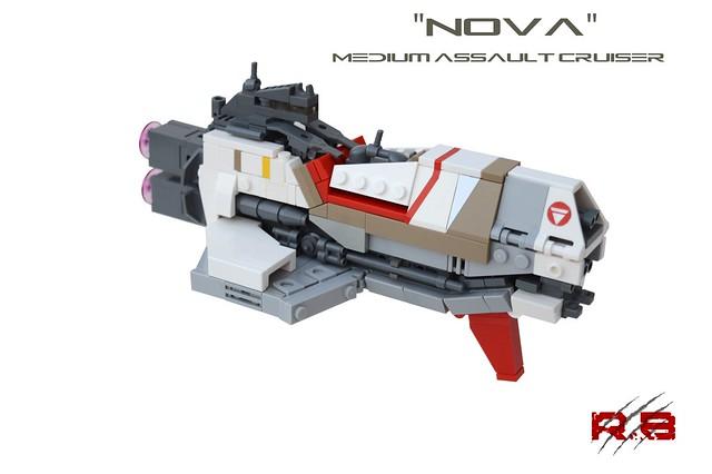 """Nova"" Medium Assault Cruiser"