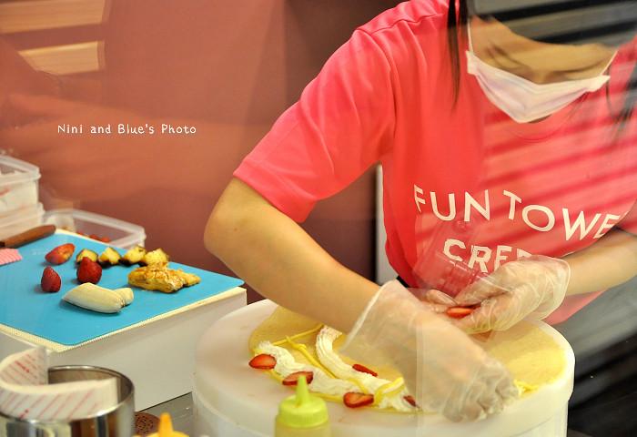 FUNTOWER台南日式可麗餅37