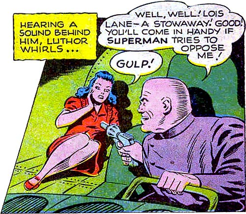 luthor golden age