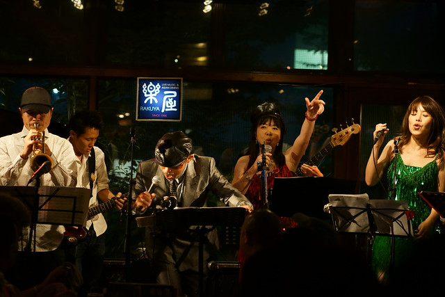 Soul on Fire! live at Rakuya, Tokyo, 19 Jul 2015. 009