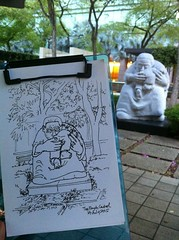 Sketch at Tpy Central