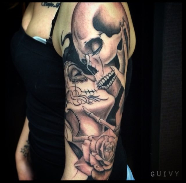 5a3d03eddd2e3 ... Tattoo / guivy / art for sinners / martigny / geneve / tatouage | by  Guivy