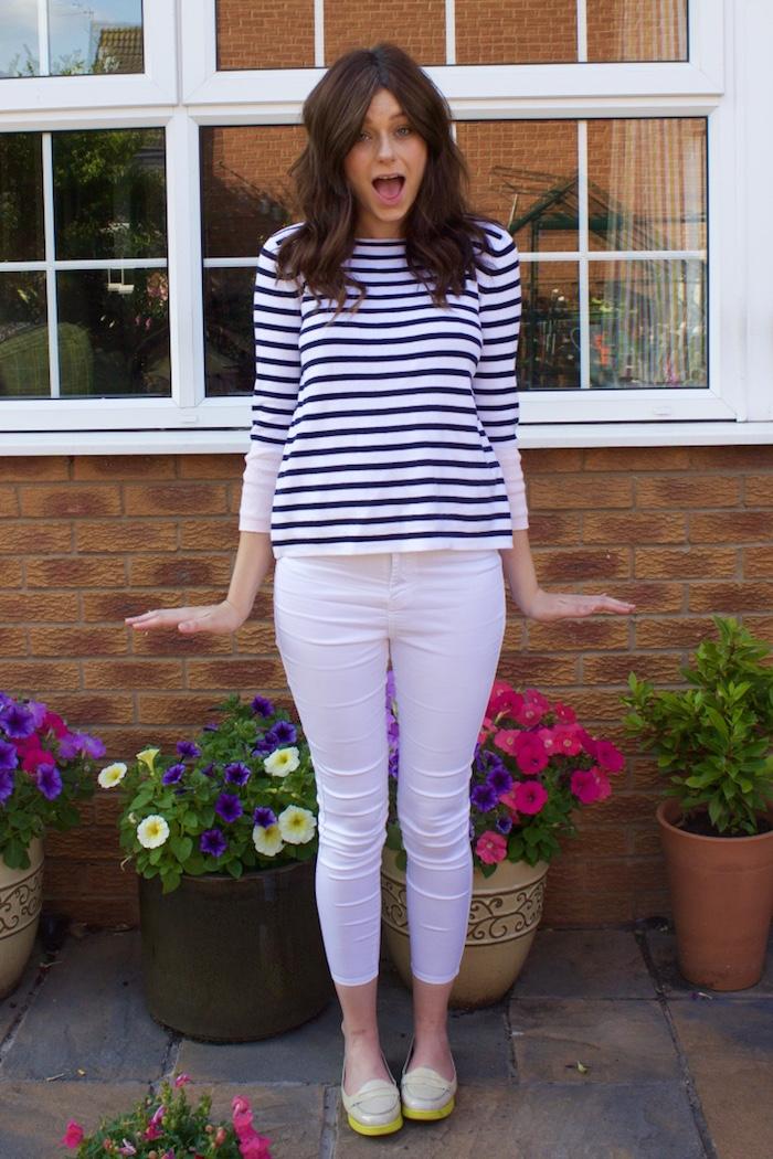 rachael white jeans 3