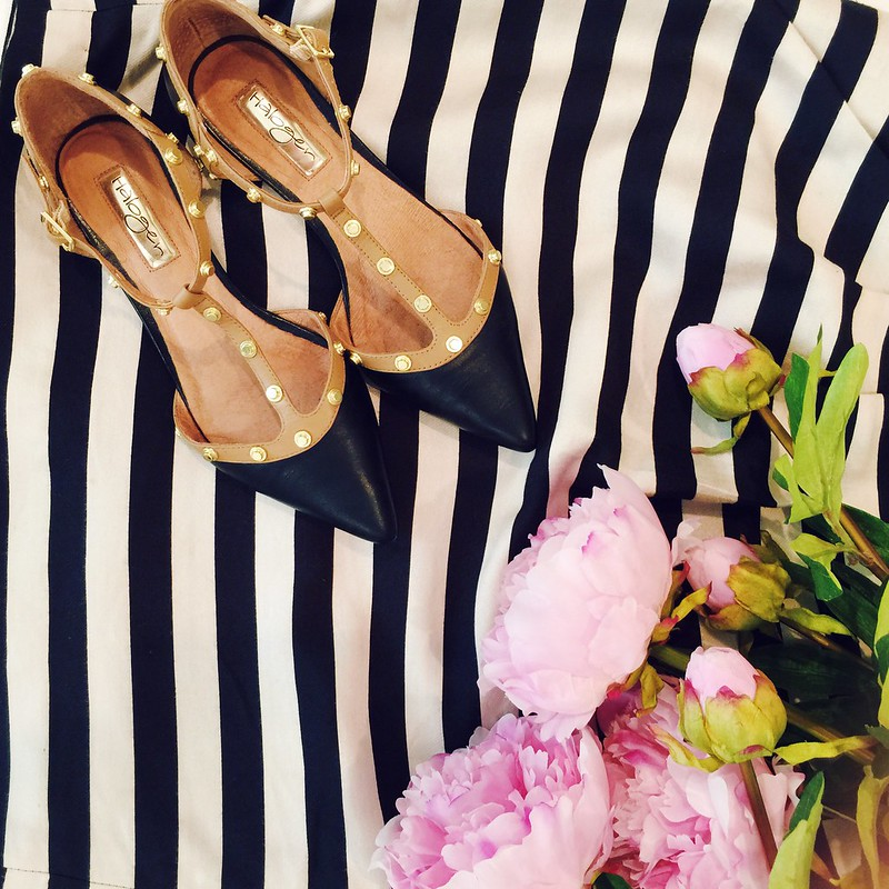 studded t-strap sandal flats valentino look for less