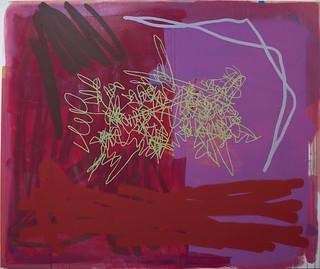 Fri, 07/17/2015 - 11:24 - A photograph of Jonathan Langfield's painting Impromptu 1