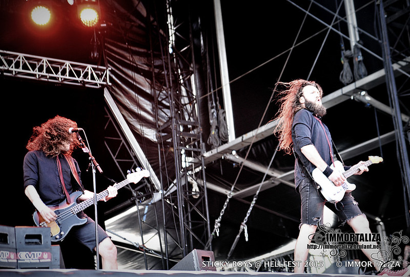 STICKY BOYS @ HELLFEST OPEN AIR 2015 friday 19 juin Clisson France 19922301986_f52d036347_c