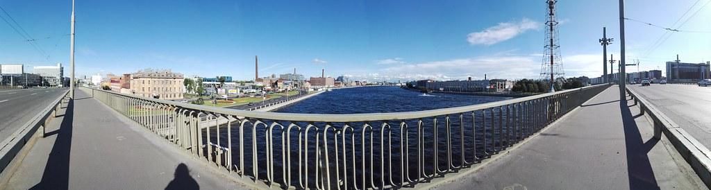 Панорама снятая на Huawei Honor 7