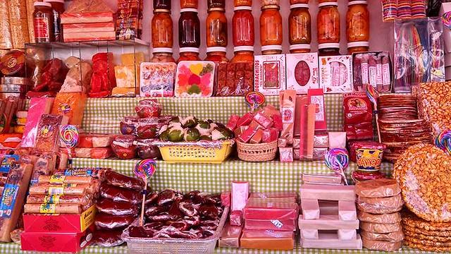 Dulces típicos en Tonativo