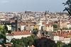 Vista de altura de Old Town Bridge Tower by axelbasurto