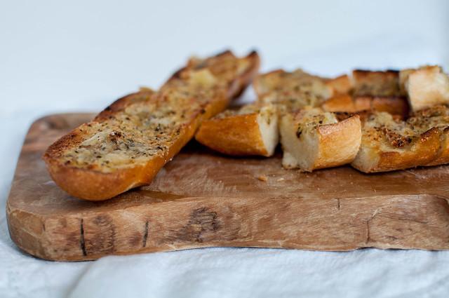 Garlic Confit Bread 3