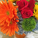 Bright Floral Arrangement — Photo by Shirley's Flowers & Gifts in Rogers, Arkansas