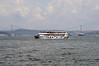 Ferry across the Bosphorus by caribb