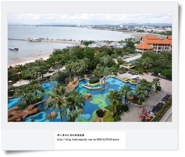 (住宿 泰國 芭堤雅) The Zign Hotel ~ 平價無敵海港景觀 & 超大造景泳池