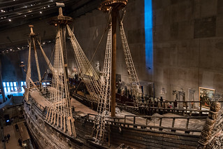 Image of  Vasa Museum. kriegsschiff freedom old town architektur museum landschaft schiff freiheit allgemein sweden city galeone vacation vasa natur snow wasa reise geotagged ship schweden parc travel urlaub architecture island trip stockholm winter skyline insel schnee oldtown stockholmslän se