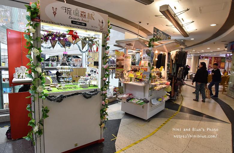 香港西九龍中心逛街商場23