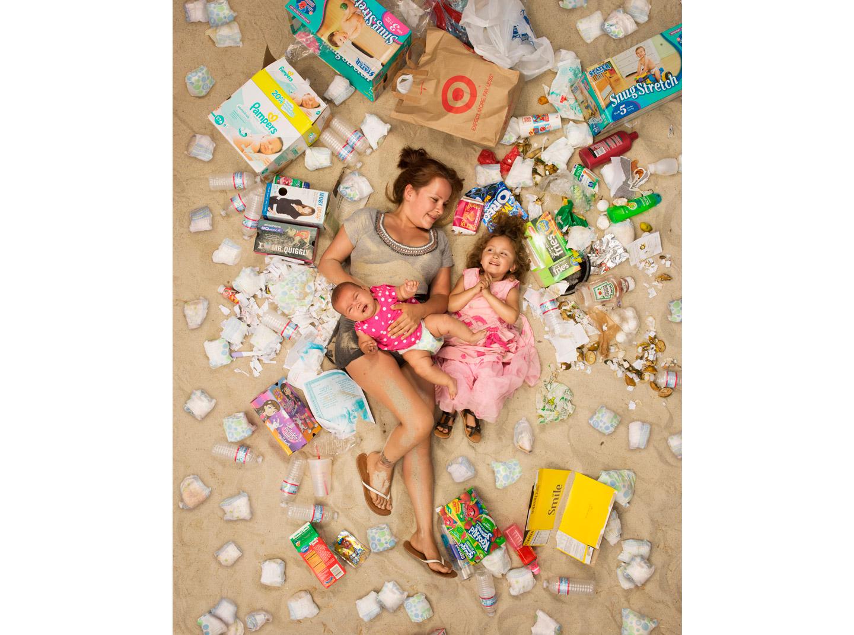 與你的垃圾共枕眠:上帝用七天創造世界,人類用七天創造垃圾16