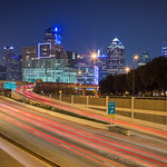 Dallas Skyline (Uptown View)