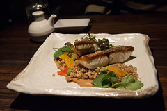 Pan Seared Ocean Barramundi