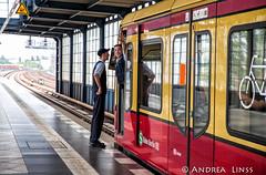 Berlin CSD on the rail....