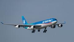 Air Tahiti Nui Airbus A340-300 F-OLOV
