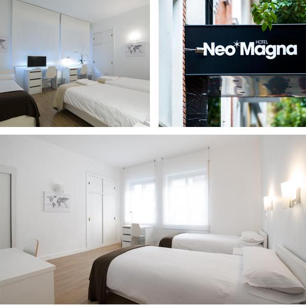 Hotel NeoMagna de Madrid