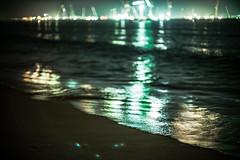 "Noctilux aka ""Light of the Night"" lens test shot"