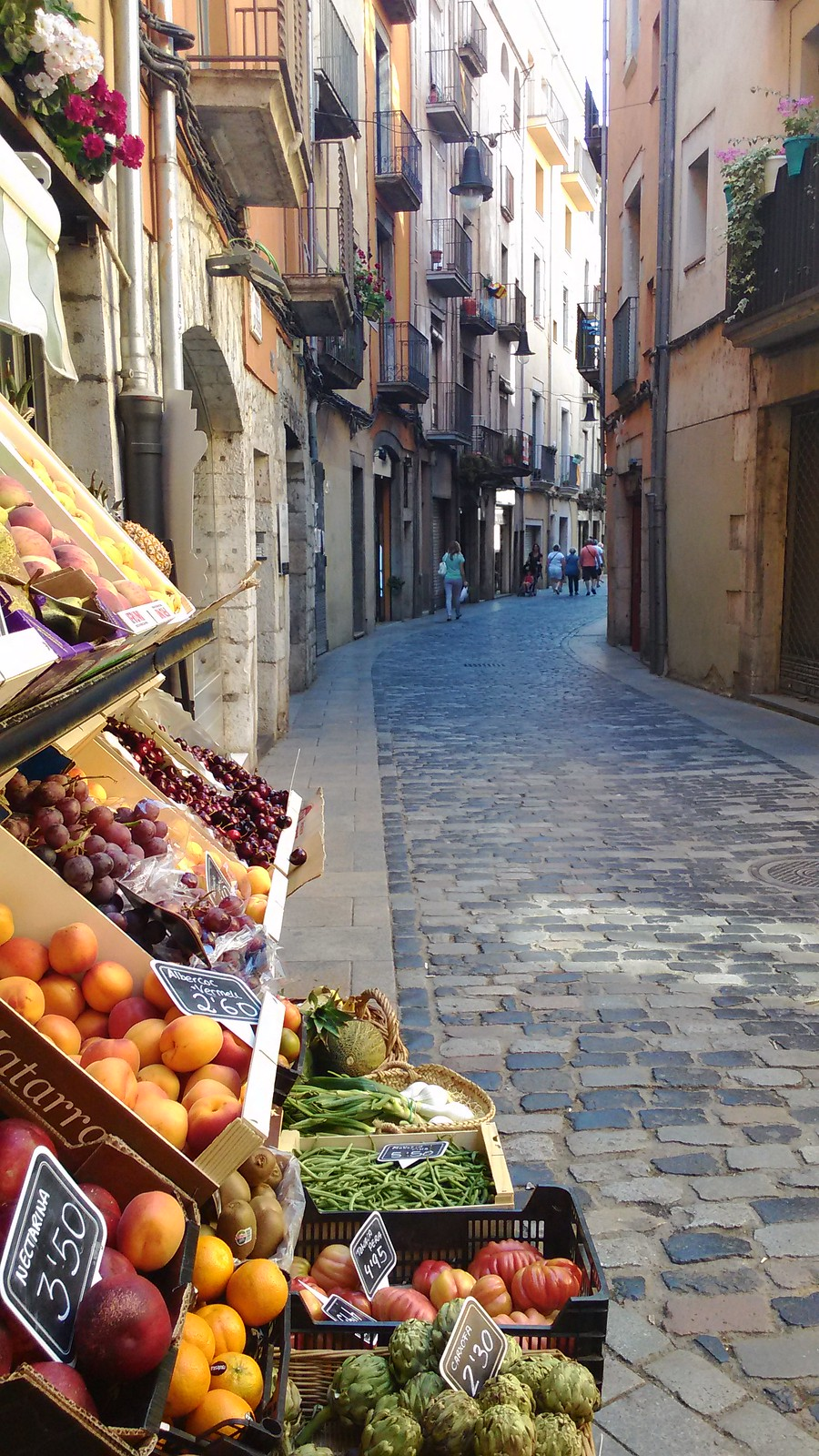 Barri Vell - Girona