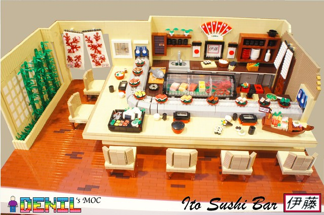 [Denil's MOC] Ito Sushi Bar 11
