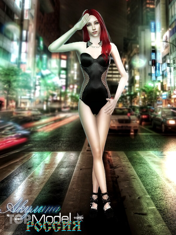 ○VIDEO project○Sim's next top model: Russia(выпуски) - Страница 2 19526831718_266dd190be_b