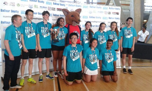 Sutton athletes go for gold at London Youth Games
