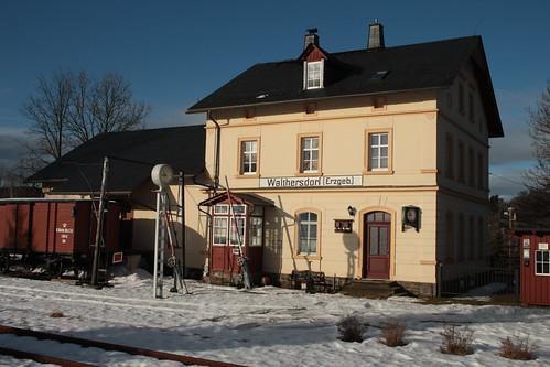 2015-02-24; 012 Museumbahnhof Waltersdorf (Erzgeb.)