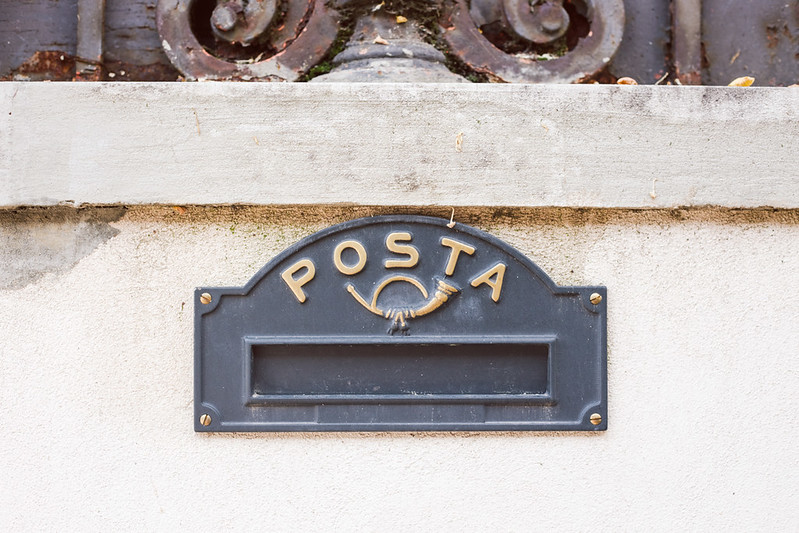 Italian Mail Boxes
