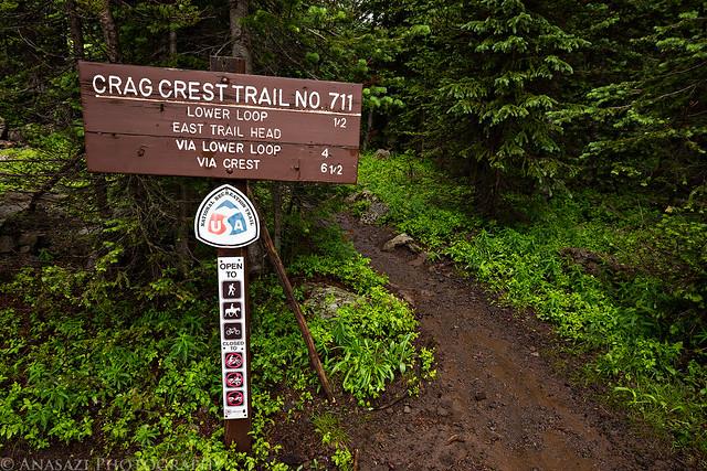 Crag Crest Trail
