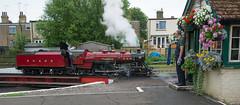 Dymchurch and Hythe railway