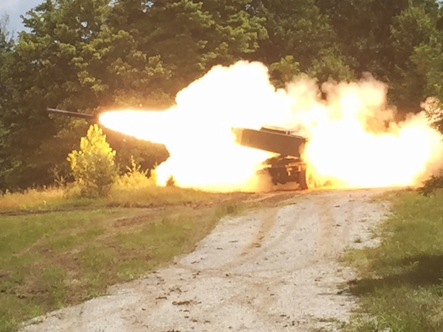 623 live fire