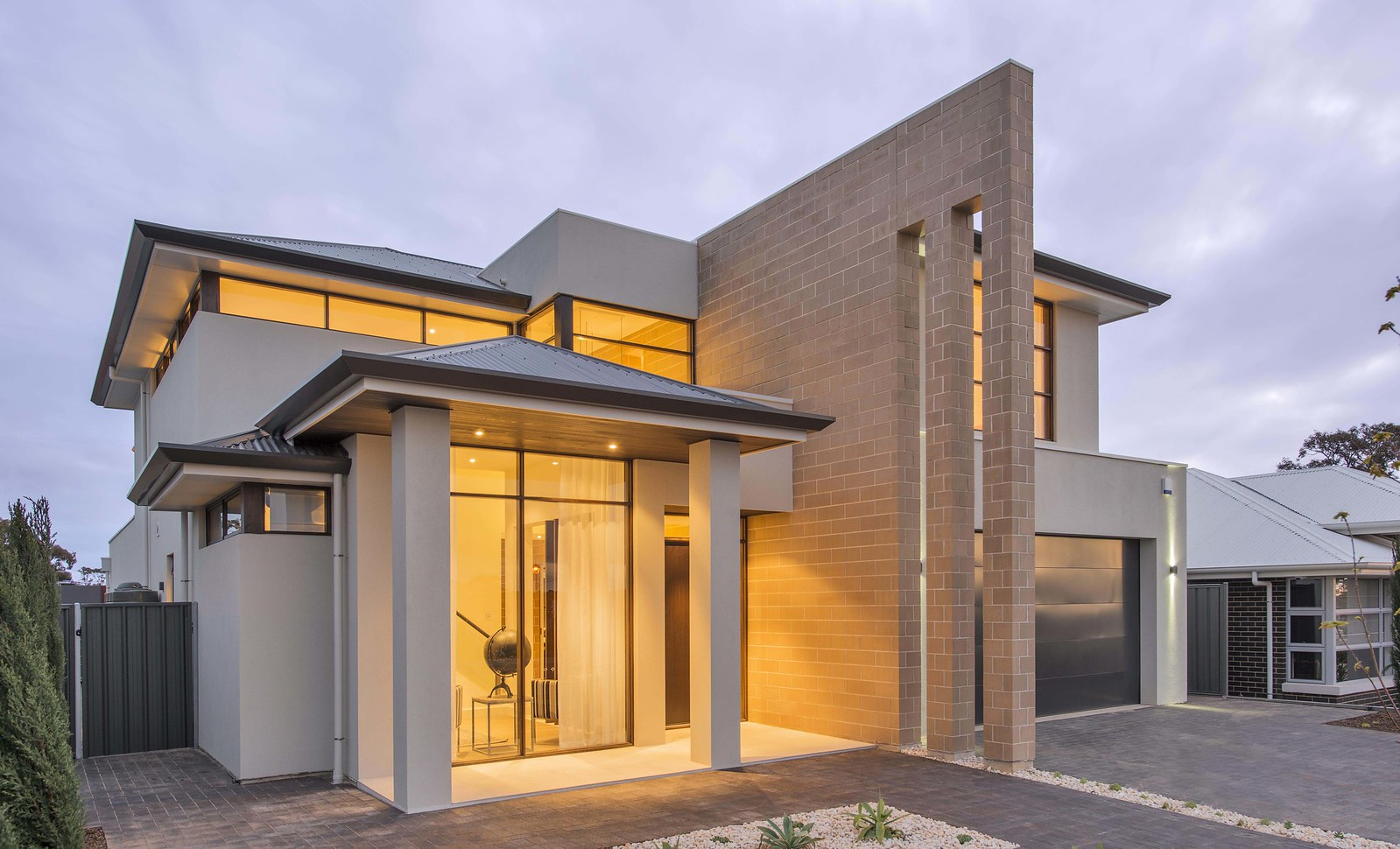 The wall austral bricks blocks and pavers designplace for Scott salisbury home designs