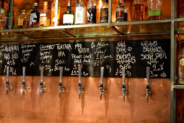 IPA On Tap at Drygate Brewery, Glasgow