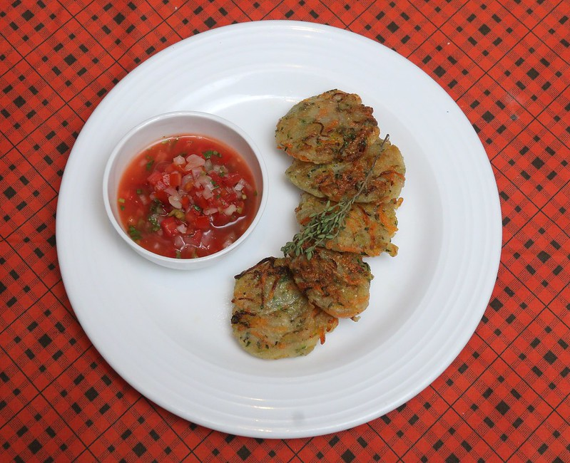 Vegetable Rosti