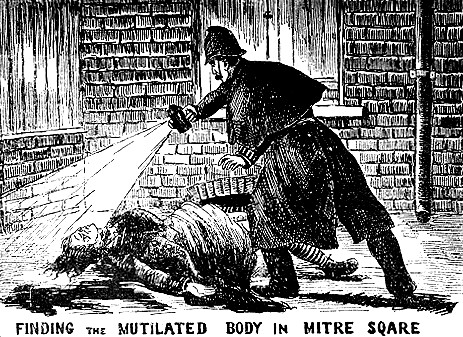 Illustration from The Illustrated Police News