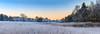 Dutch winter scenery