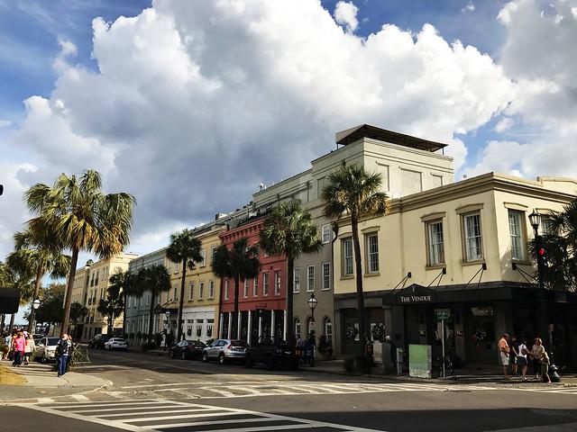 Charleston Cityscape